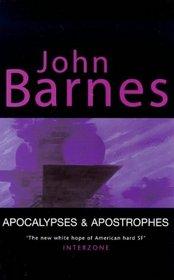Apocalypses and Apostrophes