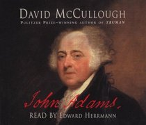 John Adams (Audio CD) (Abridged)