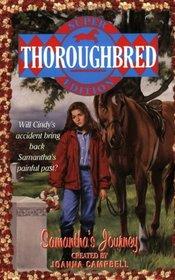 Samantha's Journey (Thoroughbred: Super Editions, No 4)