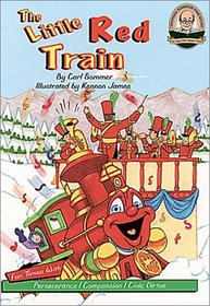 The Little Red Train Read-Along (Another Sommer-Time Story Series)