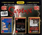Suspense Collection: The Last Raven, Impulse and Mischief