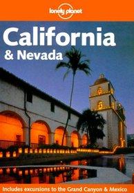 California & Nevada (Lonely Planet)