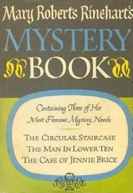 Mary Roberts Rinehart's mystery books