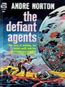 The Defiant Agents  (Time Traders, Bk 3)