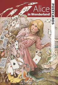 Alice in Wonderland Postcards (Dover Postcards)
