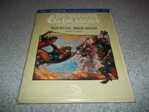 Red Arrow, Black Shield (AD&D Fantasy Roleplaying, Supermodule X10)