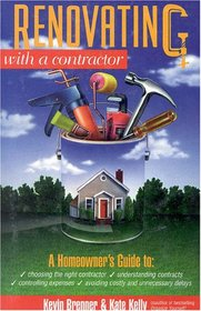 Renovating with a Contractor