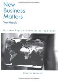 New Business Matters Workbook