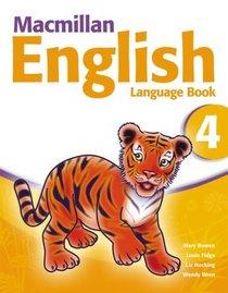 Macmillan English. Level 4. Language Book
