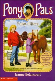 Pony-Sitters (Pony Pals (Hardcover))