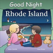 Good Night Rhode Island (Good Night Our World series)