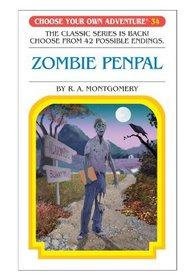 Zombie Penpal (Choose Your Own Adventure)