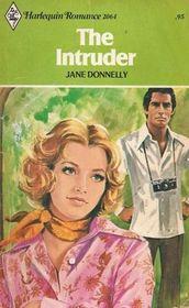 The Intruder (Harlequin Romance, No 2064)