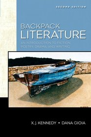 Backpack Literature Value Package (includes MyCompLab NEW Student Access )
