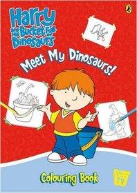Meet My Dinosaurs! (Harry & His Bucket Full of Dinosaurs)