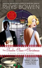 The Twelve Clues of Christmas (Royal Spyness, Bk 6)
