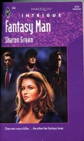 Fantasy Man (Harlequin Intrigue, No 244)