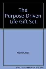 The Purpose-Driven Life Gift Set