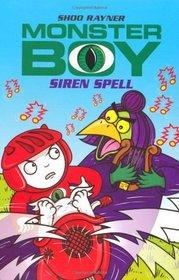 Siren Spell (Monster Boy)