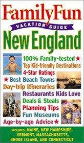 FamilyFun Vacation Guide: New England