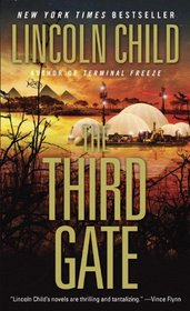 The Third Gate (Jeremy Logan, Bk 2)