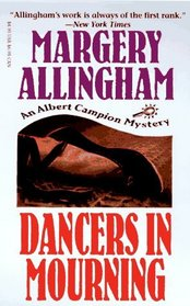 Dancers in Mourning (Albert Campion, Bk 9)