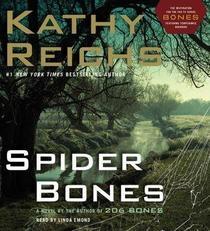 Spider Bones (Temperance Brennan, Bk 13) (Audio CD) (Abridged)