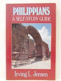 Philippians (Bible Self Study Guides)