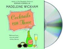 Cocktails for Three (Audio CD) (Abridged)