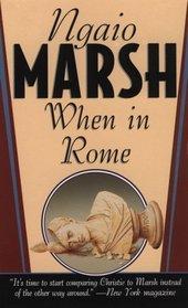 When in Rome (Roderick Alleyn, Bk 26)