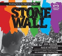 Stonewall: Breaking Out in the Fight for Gay Rights (Audio CD) (Unabridged)