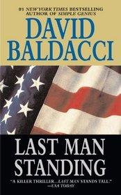 Last Man Standing - Large Print Edition
