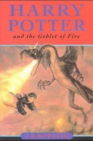 Harry Potter and the Goblet of Fire (Harry Potter, Bk 4)
