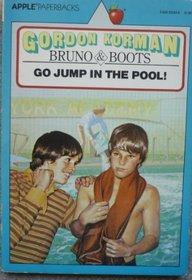 Go Jump int he Pool