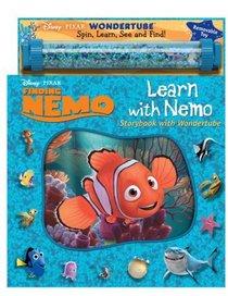 Disney Pixar Learn with Nemo (Disney Pixar Finding Nemo)