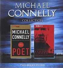 Michael Connelly Collection: The Poet (Jack McEvoy, Bk 1) / Blood Work (Terry McCaleb, Bk 1) (Audio MP3 CD) (Unabridged)