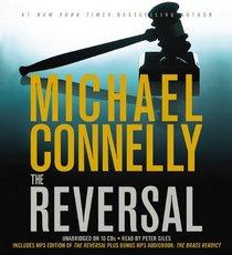 The Reversal (Mickey Haller, Bk 3) (Audio CD) (Abridged)
