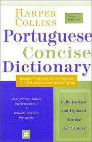 Harper Collins Portuguese Concise Dictionary