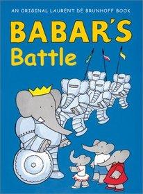 Babar's Battle