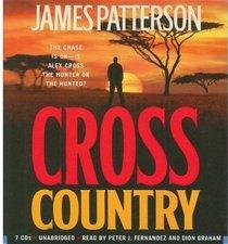 Cross Country (Alex Cross) (Audio CD) (Unabridged)