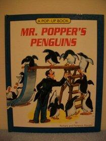 Mr. Popper's Penguins/a Pop-Up Book: A Pop-Up Book