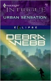 Urban Sensation (Eclipse) (Harlequin Intrigue, No 864)