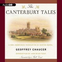The Canterbury Tales: A New Unabridged Translation by Burton Raffel