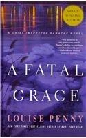 A Fatal Grace (Thorndike Press Large Print Mystery Series)