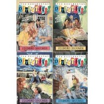 The Accidental Detectives (1-4 set)