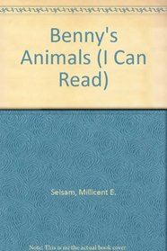Benny's Animals: And How He Put Them in Order (Science I Can Read Books)