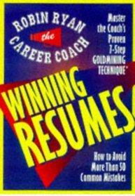 Winning Resumes (Career Coach Series)