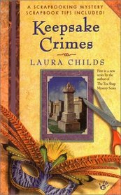 Keepsake Crimes (Scrapbooking, Bk 1)
