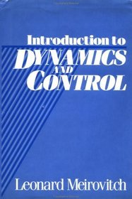 Introduction to Dynamics and Control