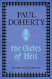 The Gates of Hell (Mystery of Alexander the Great, Bk 3) (Large Print)